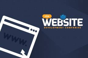 Top Web Development Companies & Web Developers 2020