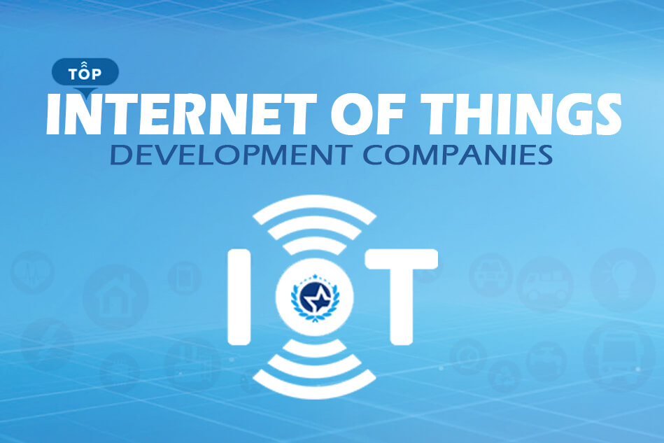 Top IoT App Development Companies and Developers 2020