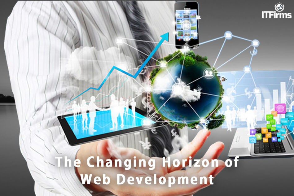 The Changing Horizon of Web Development