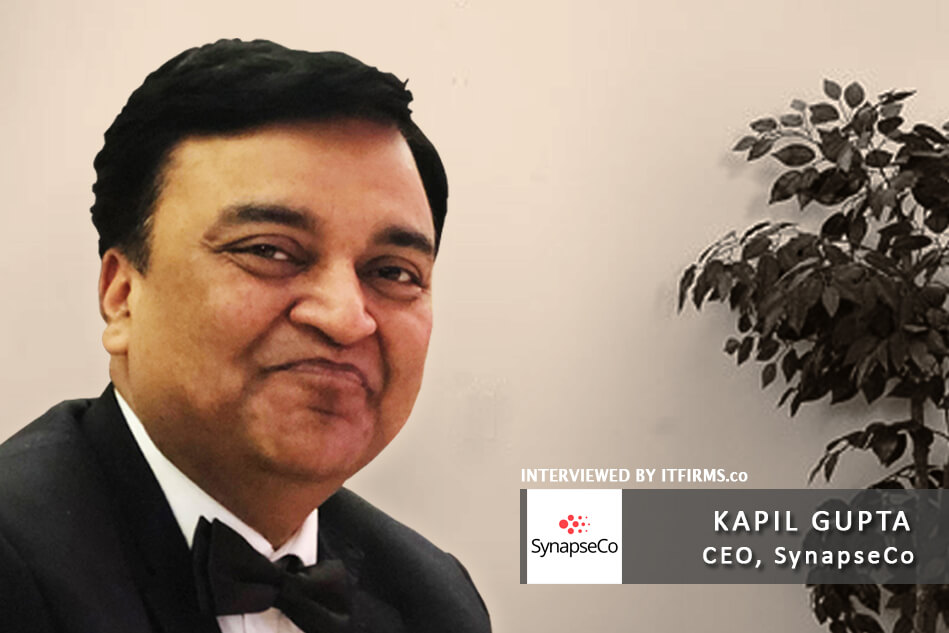 Interview with Kapil Gupta – CEO, SynapseCo