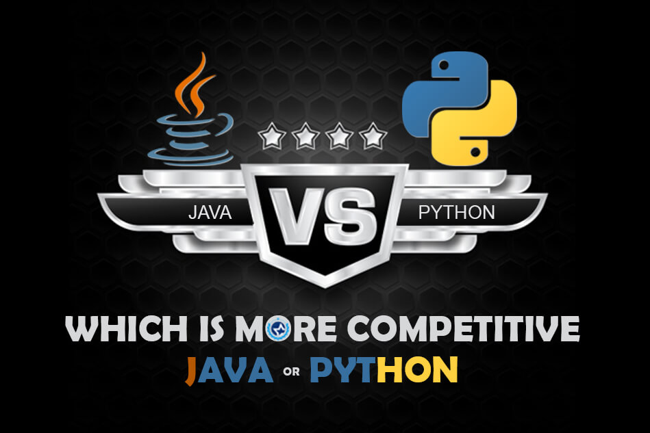 Which is More Competitive: Java or Python