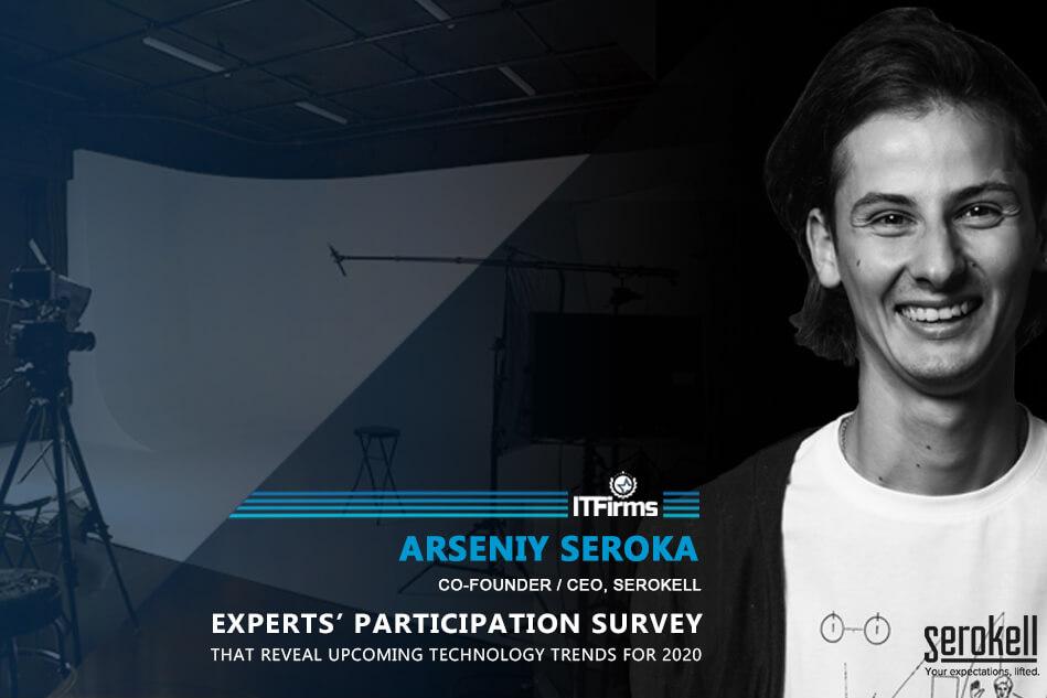 Interview with Arseniy Seroka – Co-Founder/CEO, Serokell