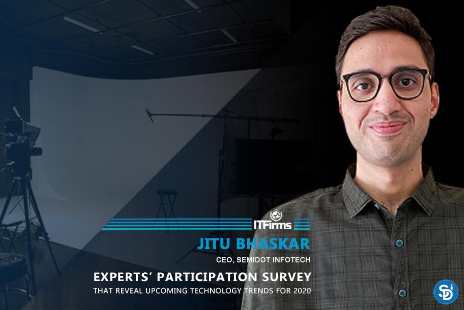 Interview with Jitu Bhaskar – CEO, SemiDot Infotech