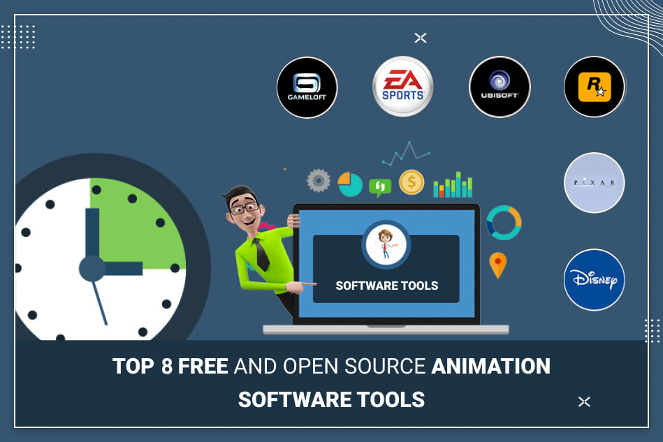 8 Best Open Source Animation Software Tools