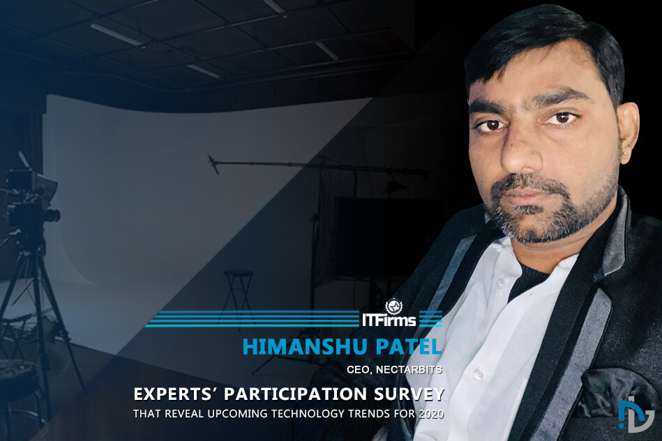 Interview with Himanshu Patel – CEO, Nectarbits