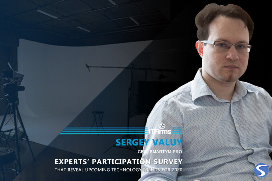 Interview with Sergey Valuy – CEO, Smartym Pro