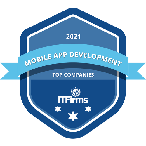 Badge Top Mobile App Development Companies