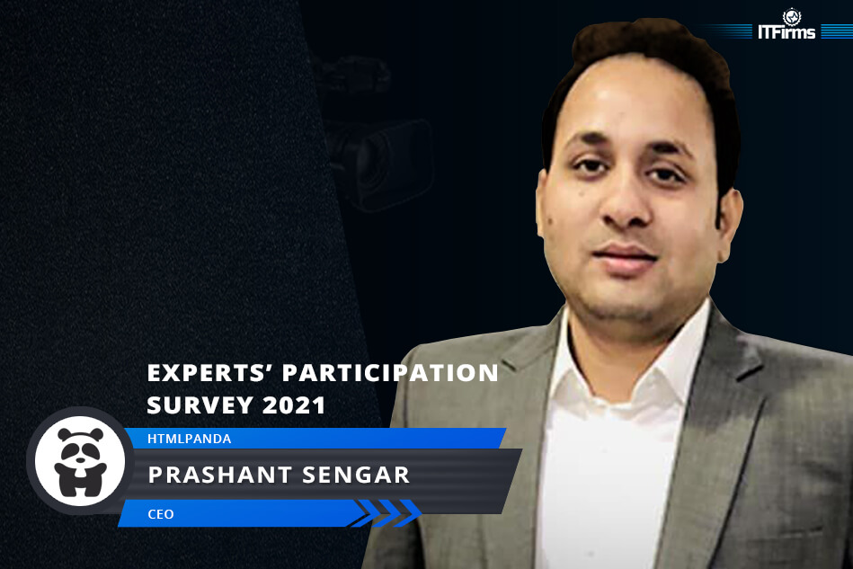 Exclusive Interview with Prashant Sengar – CEO, HTMLPanda