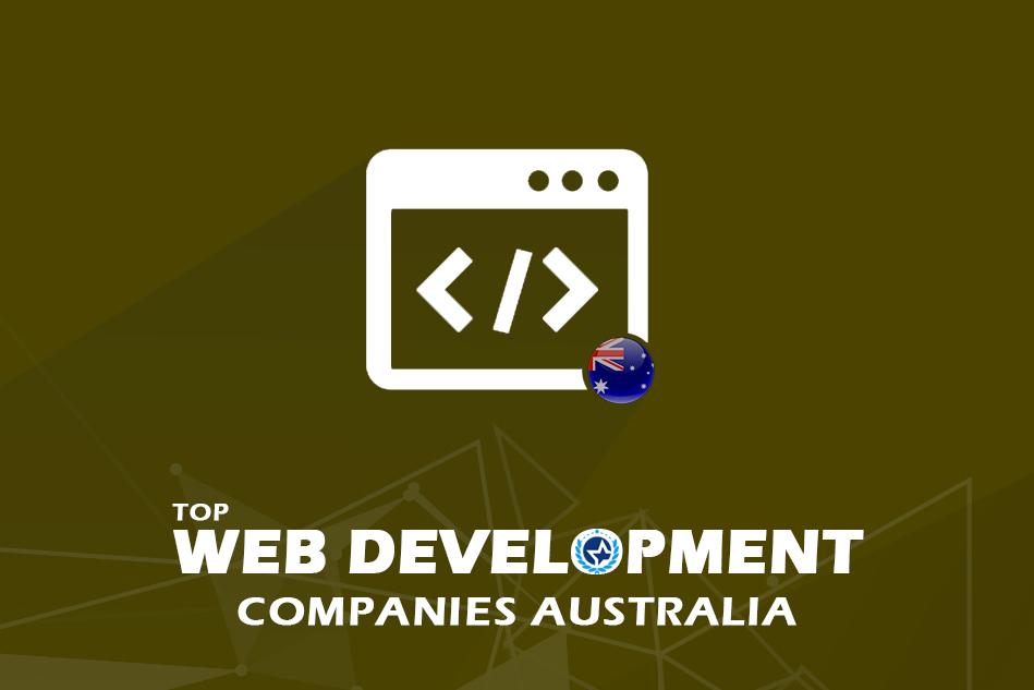 Top Web Development Companies in Australia