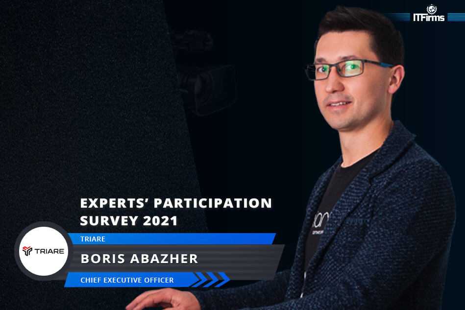 Exclusive Interview with Boris Abazher – CEO, TRIARE