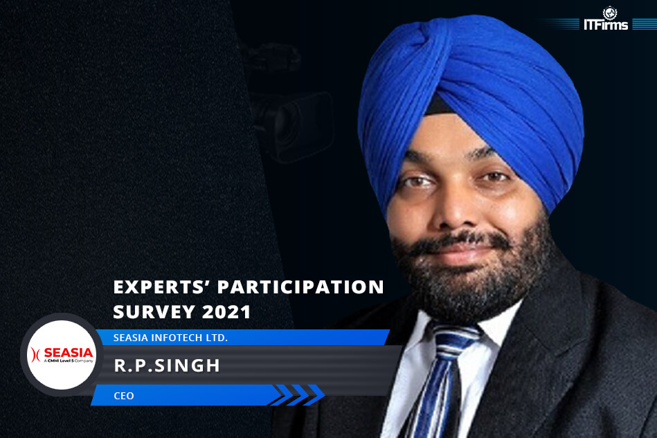Interview with R.P. Singh – CEO, Seasia Infotech Pvt. Ltd.