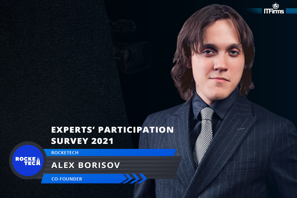 Interview with Alex Borisov – Co-Founder, Rocketech