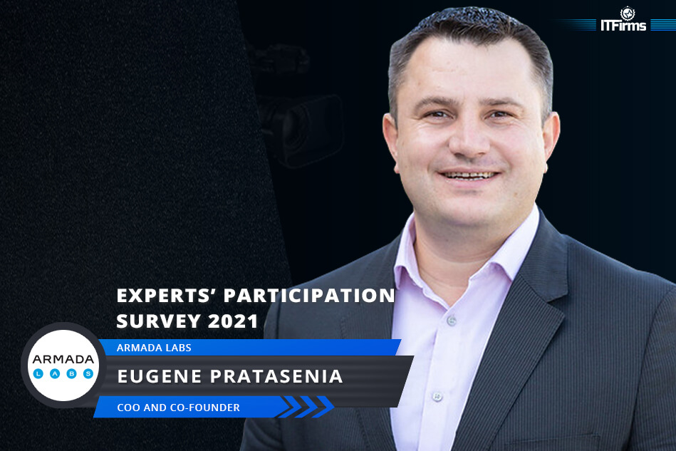 Interview with Eugene Pratasenia – COO and Co-Founder, Armada Labs
