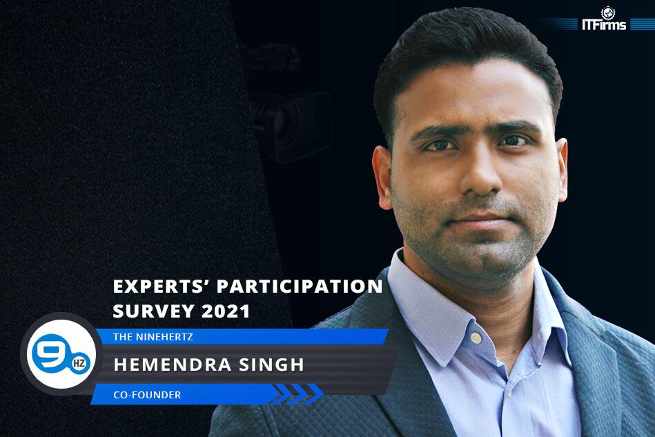 Interview with Hemendra Singh – Co-Founder, The NineHertz