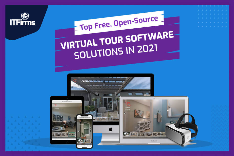 Top Open-Source Virtual Tour Software Solutions in 2021