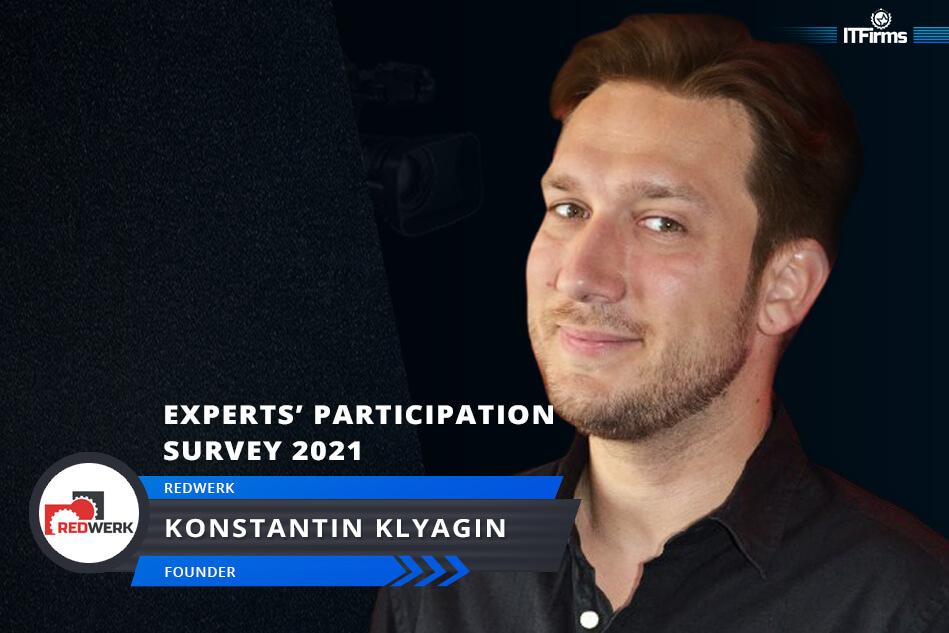 Interview with Konstantin Klyagin – Founder, Redwerk